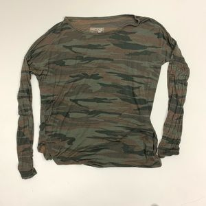 Camo Sweet Rome Long-sleeve shirt soft Size L